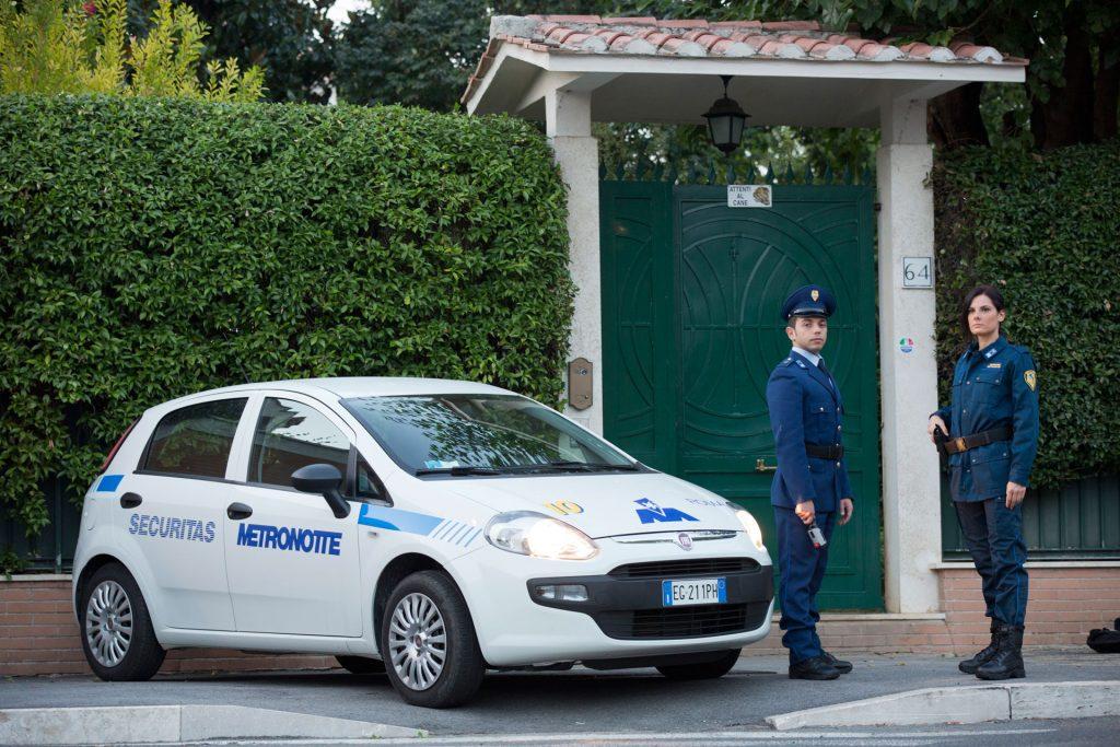 Metronotte Gruppo Securitas