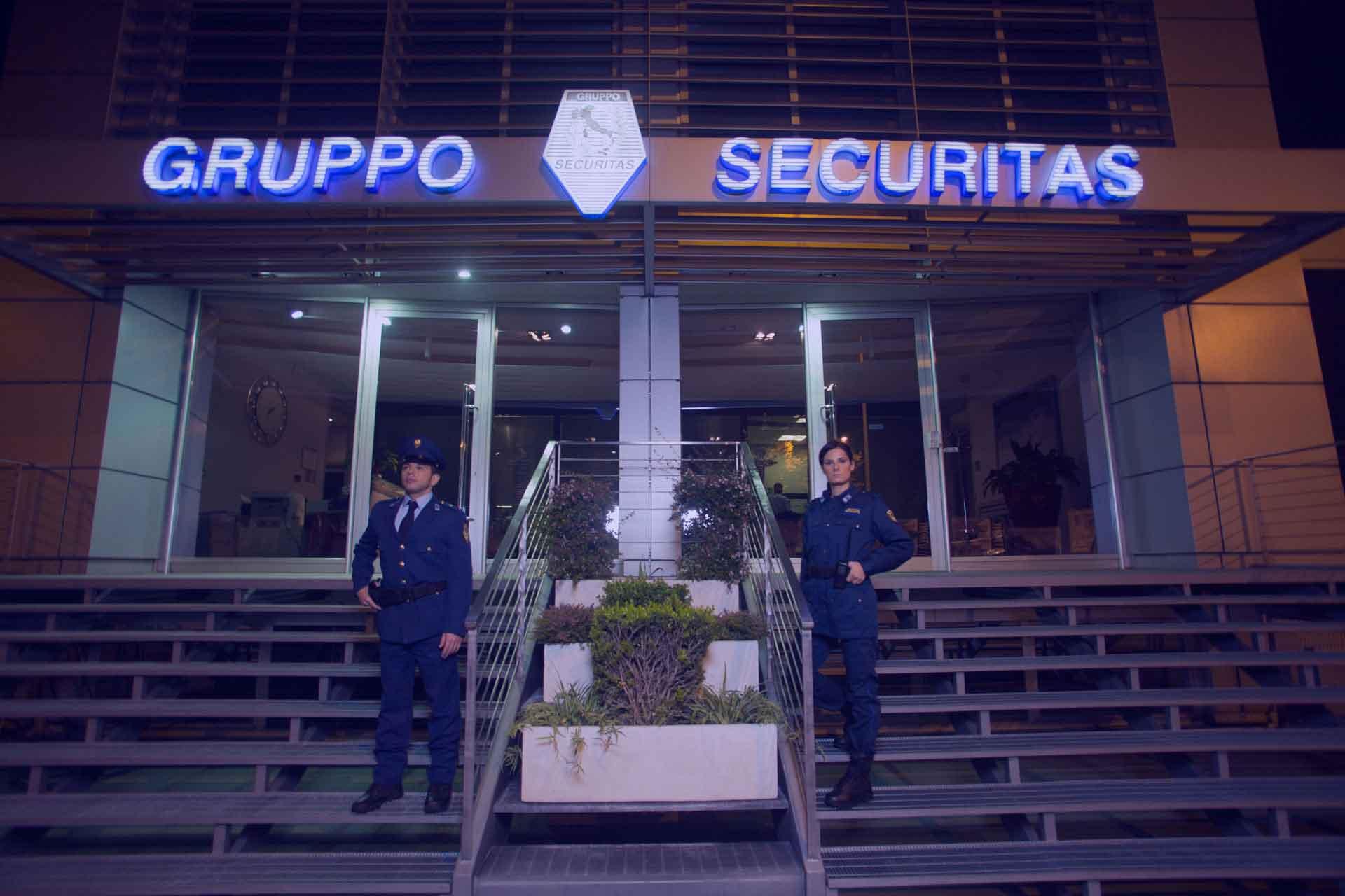 Gruppo Securitas Metronotte